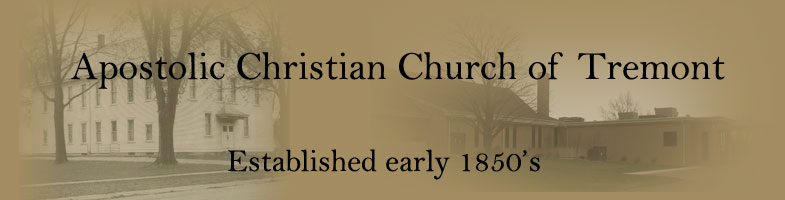 Apostolic Christian Church of Tremont